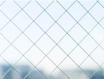 透明ワイヤーガラス